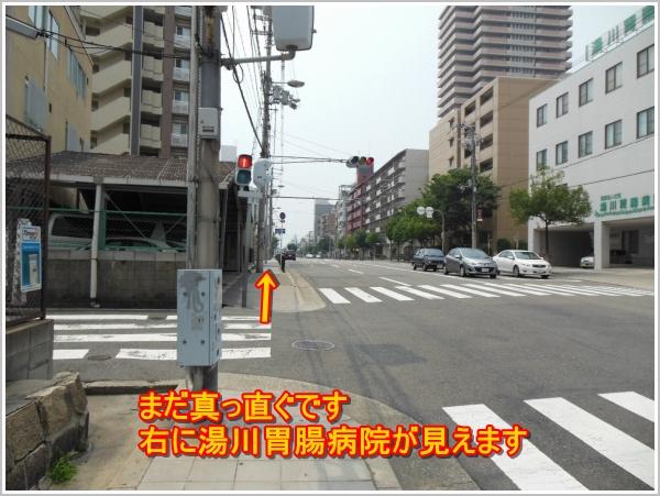 鶴橋駅(地下鉄)からのアクセス4