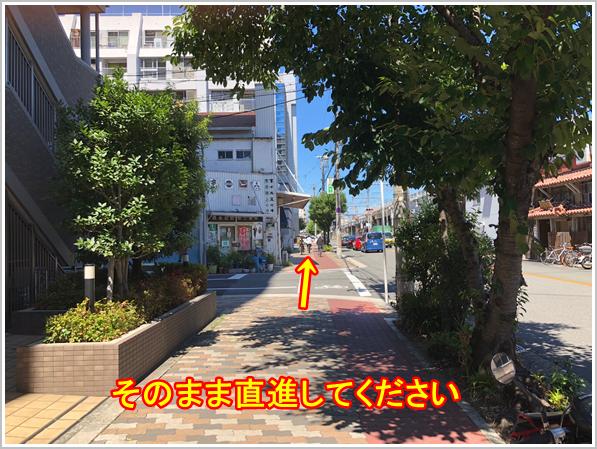 パラカ大阪勝山第5からのアクセス4